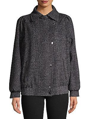 853d7efa0bb53 Highline Collective - Puffed-Sleeve Jacket