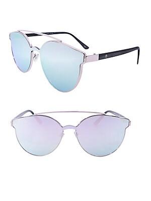 b076fecd763 Robin Ruth - Tulsa 60MM Cat Eye Sunglasses - lordandtaylor.com