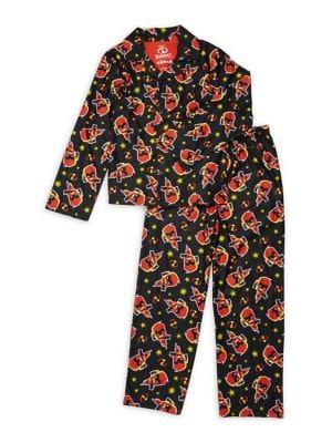Little Boys  Boys TwoPiece Incredibles Pajama Set