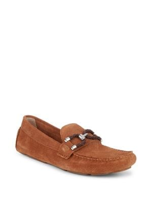 Galen Leather Loafers...