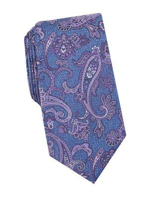 Gordon Paisley Tie @...