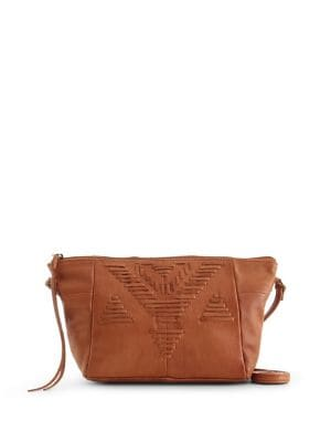 Lara Leather Crossbody Bag 500088655270