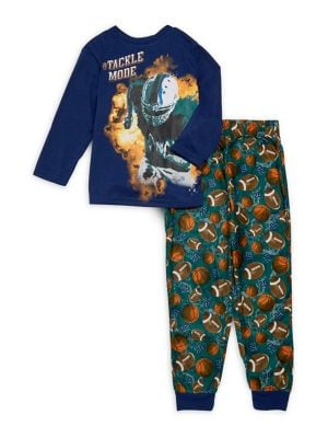 Boy's Football Pajama...