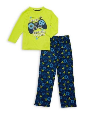 Boy's Two-Piece Graphic...