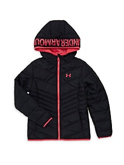8ee3f88255b QUICK VIEW. Under Armour. Girl s Prime Puffer Jacket