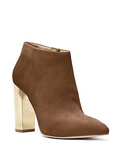 5a6f3eb4cae QUICK VIEW. MICHAEL Michael Kors. Paloma Suede Booties