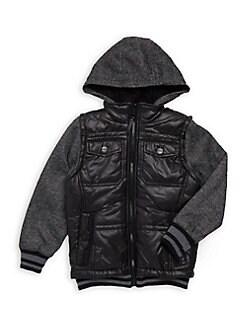 e9751cb0bfdb Little Boys  Coats