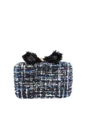 Evening Convertible Bow Clutch 500088668201