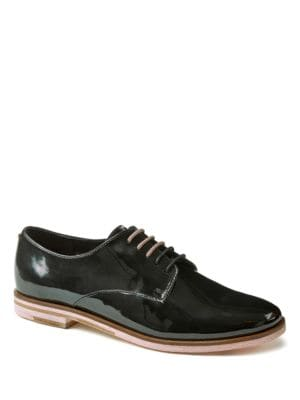 Loomi Leather Oxfords...