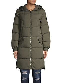 221fd8ce068 QUICK VIEW. Bernardo. Primaloft Oversized Puffer Walker Coat