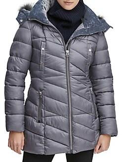 57dac32002cac Womens Coats & Winter Coats | Lord + Taylor