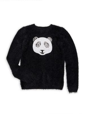 Girl's Crewneck Sweater...