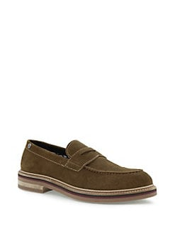d91621d02d7 QUICK VIEW. Original Penguin. Maxwell Suede Penny Loafers