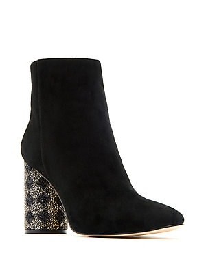 f7e503d69e8 Katy Perry - Mayari Suede Booties