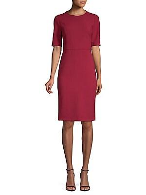 55198b27 Trina Turk - Diamante Cap Sleeve Sheath Dress - lordandtaylor.com