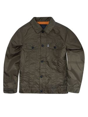 Boy's MA-1 Trucker Jacket...