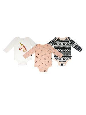 Baby Girl's Set of Three...