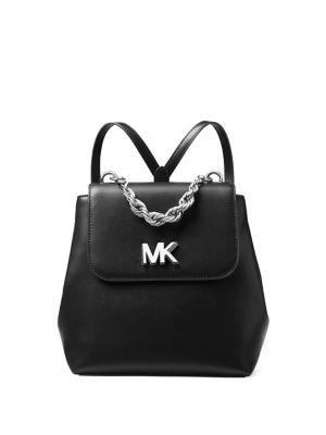 Medium Mott Leather Backpack...