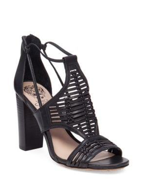 Ceara Cage Sandal Heel by Vince Camuto