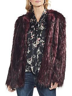 fa6e1e380d6 ... Fur Jacket PORT. QUICK VIEW. Product image