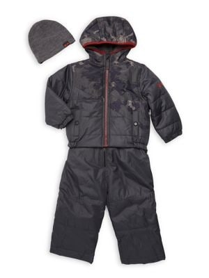 Baby Boy's Two-Piece Snowsuit (Kids Dmm50) photo