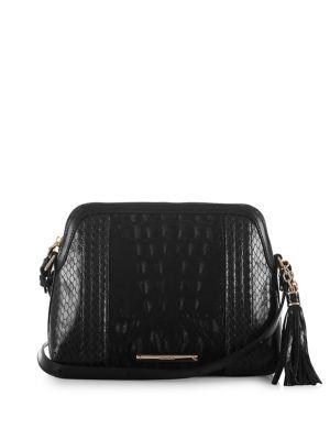 Mini Sydney Leather Crossbody Bag 500088694829