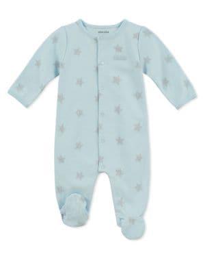 Baby Boy's Star Cotton...