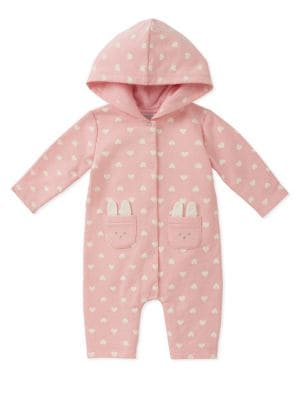 Baby Girl's Hooded French...