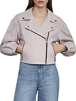 59c093109ad Women - Clothing - Coats & Jackets - Leather & Faux-Leather ...