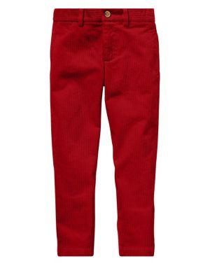 Boy's Corduroy Pants...