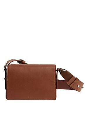 a95dc4cf98fa Allsaints - Zep Leather Messenger Bag - lordandtaylor.com