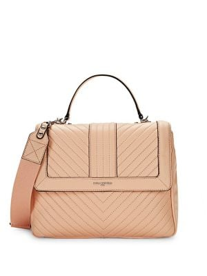 Charlotte Foldover Leather...