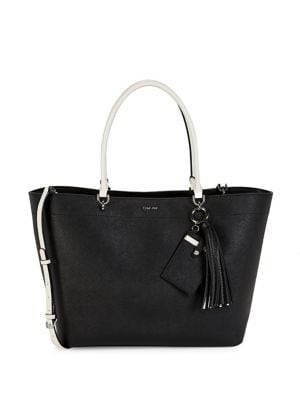 Large Susan Leather Tote...