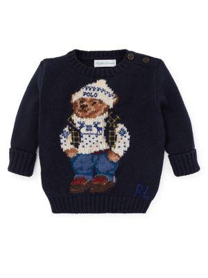 Baby Boy's Bear Graphic...