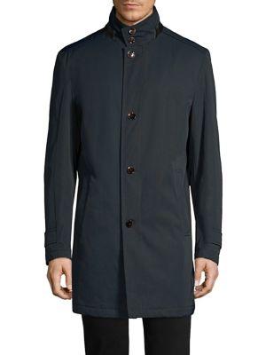Gordon Slim-Fit Car Coat...