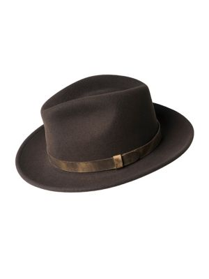 Image of Poet Lite Felt Wool Chipie Fedora