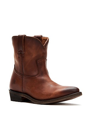 c00eb4fb585 Frye - Billy Short Leather Boots