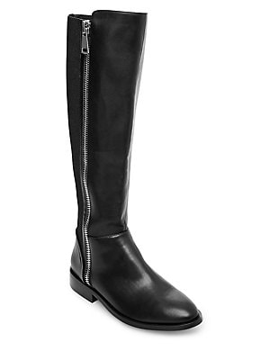 023ed597942d Nine West - Owenford Leather Riding Boots - lordandtaylor.com