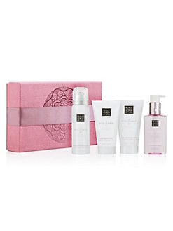 Deals List: The Ritual of Sakura Renewing Treat 4-Piece Set
