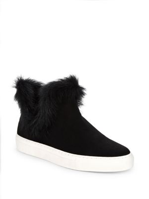 Brooklyn Suede and Shearling...
