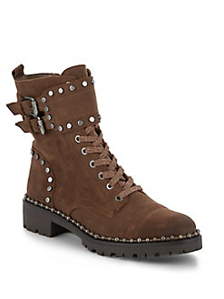 ea4004bb0 Product image. QUICK VIEW. Sam Edelman. Jennifer Studded Leather Combat  Boots