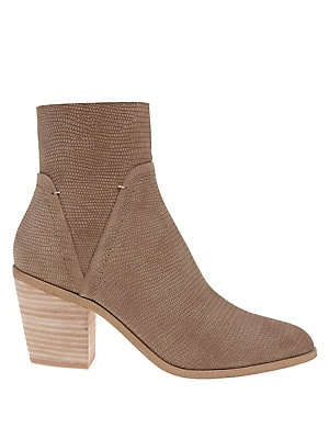 c2c3d0e9f35 Steve Madden - Replay Suede Booties - lordandtaylor.com