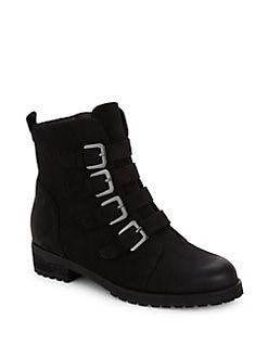 160b698bd9bc QUICK VIEW. Blondo. Vesa Waterproof Nubuck Leather Buckle Boots