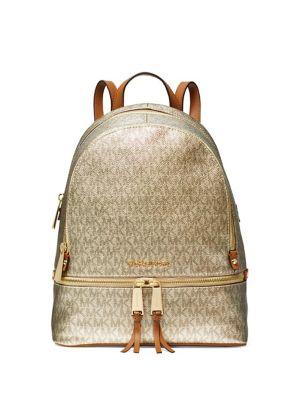 Rhea Medium Zip Backpack...