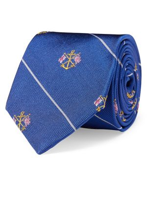 Anchor Silk Club Tie...