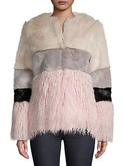 706b6ad57 Women's Fur and Faux-Fur Coats | Lord + Taylor