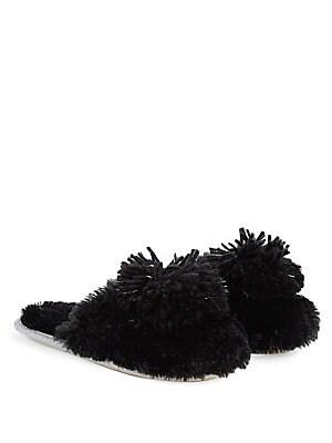 392a9a9c215c Kensie - Faux Fur Slippers - lordandtaylor.com
