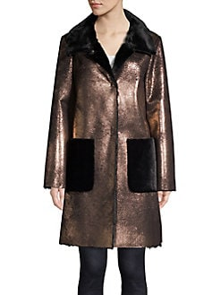 fbe223ce5 Women's Fur and Faux-Fur Coats   Lord + Taylor