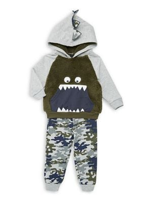 Baby Boys TwoPiece Jacket And Pants Set