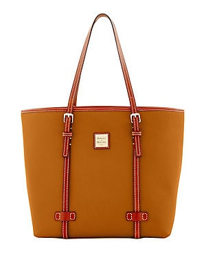 1c3ac65bf19e Dooney   Bourke - Pebble Grain Flynn Leather Tote - lordandtaylor.com